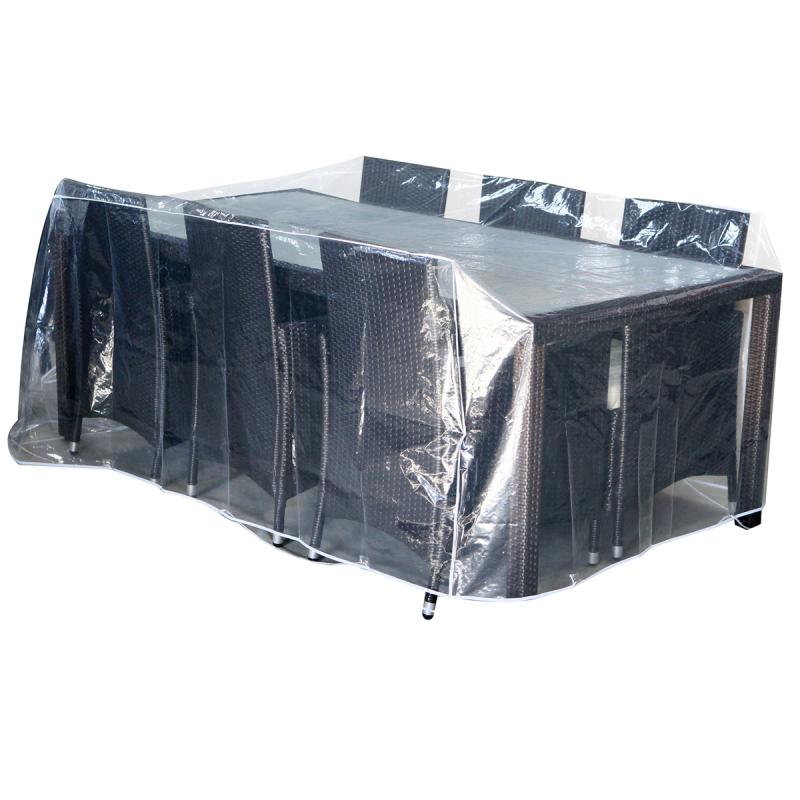 abdeckplane 2 3 m jet line gartenmoebel polyrattan und. Black Bedroom Furniture Sets. Home Design Ideas