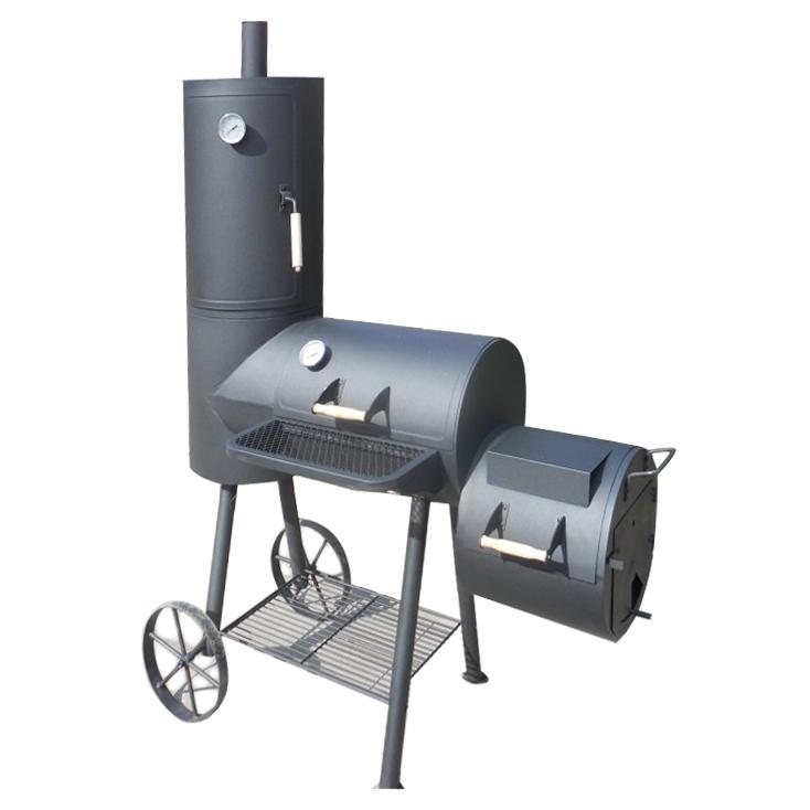 Smoker R Ucherofen Grill Holzkohlegrill Gartenmoebel