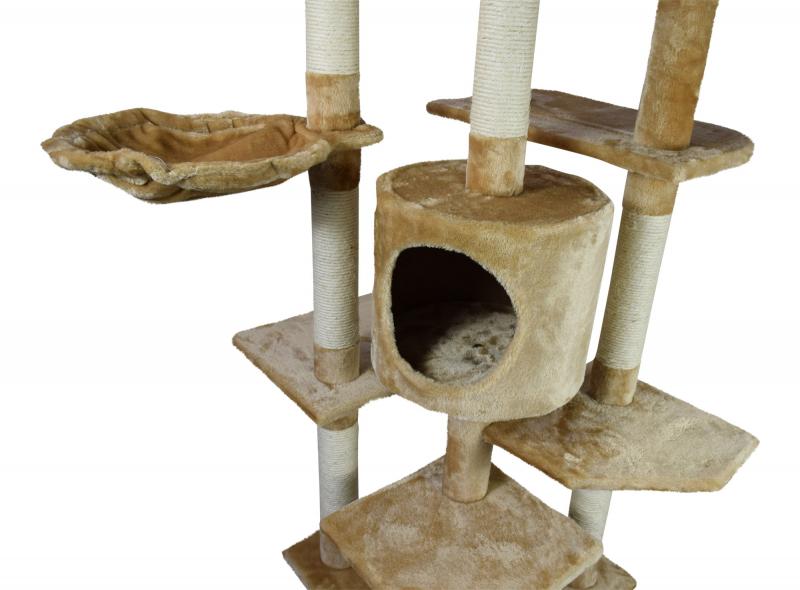 katenkratzbaum katzenbaum kratzbaum tierzubeh r katze. Black Bedroom Furniture Sets. Home Design Ideas
