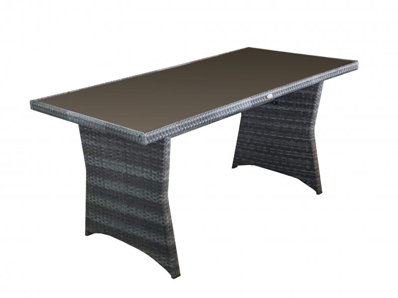 gartenset loungem bel gartenm bel garten gartenmoebel polyrattan und holz m bel von jet line. Black Bedroom Furniture Sets. Home Design Ideas