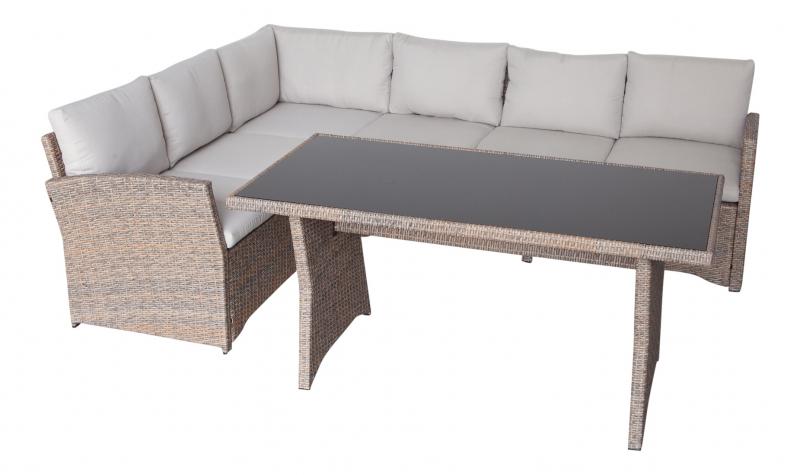 fantastisch gartenm bel ecksofa zeitgen ssisch die besten einrichtungsideen. Black Bedroom Furniture Sets. Home Design Ideas