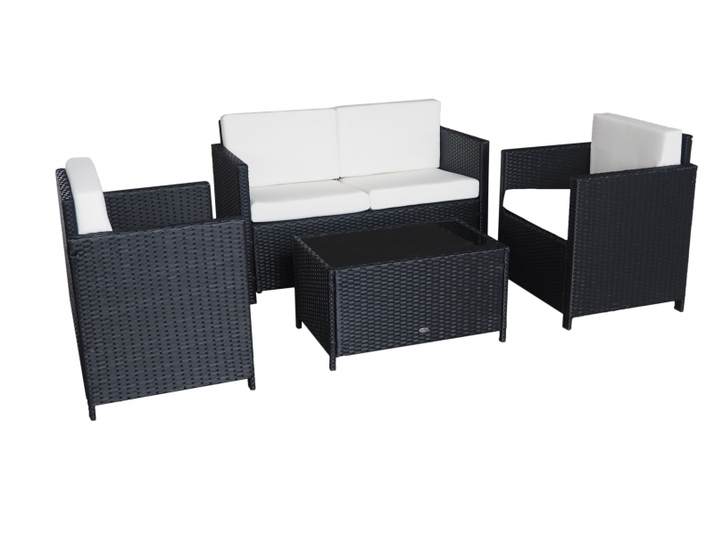 garten m bel neu kaufen gartenmoebel polyrattan und. Black Bedroom Furniture Sets. Home Design Ideas