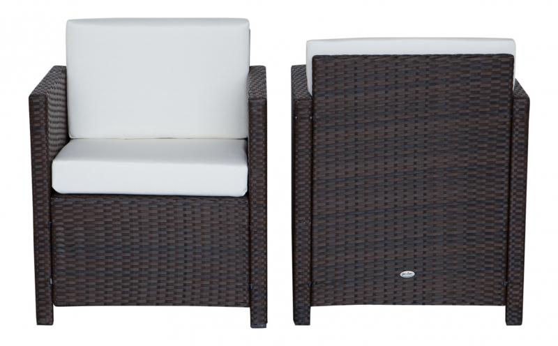 garten m bel neu kaufen gartenmoebel polyrattan und holz m bel von jet line. Black Bedroom Furniture Sets. Home Design Ideas