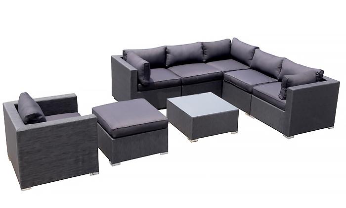 gartenm bel lounge jet line gartenmoebel polyrattan und holz m bel. Black Bedroom Furniture Sets. Home Design Ideas