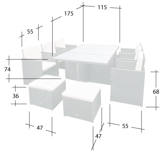 Kettler Gartenmobel Polyrattan : Details Technische Daten Lieferumfang Empfehlung KundenTipp Downloads