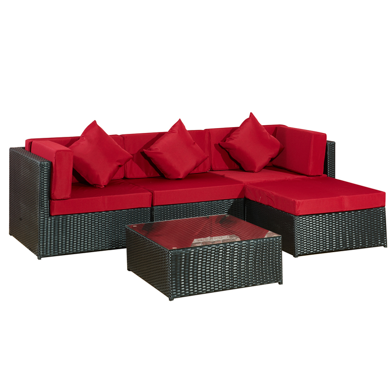 Balkonmbel Lounge Gnstig Gartenmbel Gnstig Jet With Polyrattan Lounge Set  Gnstig With Set Gnstig