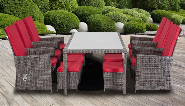 gartenm bel mallorca von jet line jet line gartenmoebel polyrattan und holz m bel. Black Bedroom Furniture Sets. Home Design Ideas