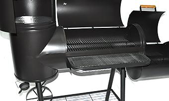 smoker grill r ucherofen ordern liefern jet line gartenmoebel polyrattan und holz m bel. Black Bedroom Furniture Sets. Home Design Ideas