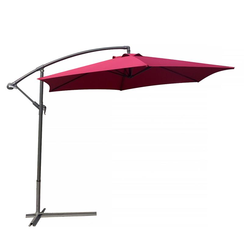 Schirm Ampelschirm Sonnenschutz Jet Line Gartenmoebel