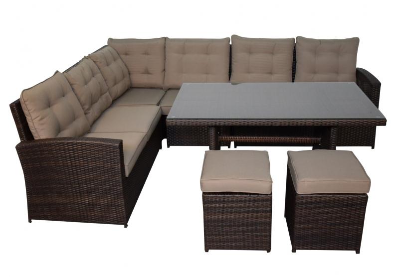 Lounge Gartenmobel Mit Esstisch M Belideen